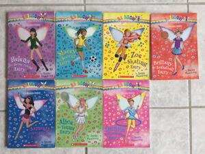14 Fairy books