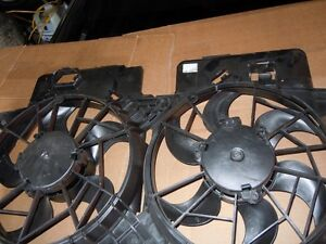 Ford Escap twin Cooling Fans New