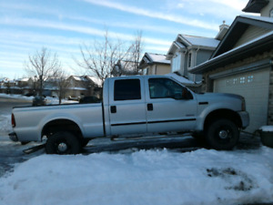 Ford F-250 Turbo diesel 6.0L for sale!