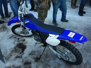 Brand New Yamaha TT-R230 dirt bike - won it!!