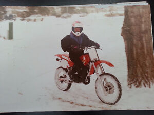 Kids dirtbike
