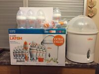 Munchkin Latch bottle set