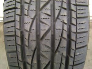 "2 SINGLE 16"" 245/65&225/60 FIRESTONE LIKE NEW ALL SEASON TIRES"