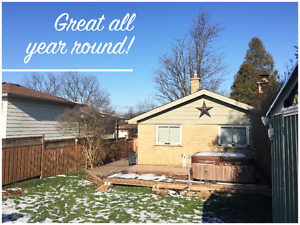 Family Home Near Wortley with Amazing Backyard - NOW SHOWING!