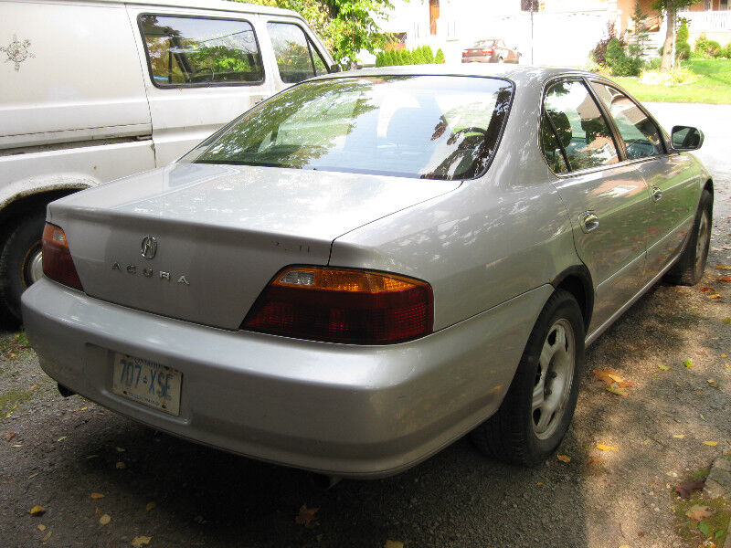 2000 Acura Tl 3 2 >> 2000 Silver Acura Tl3 2 Parts 20 Richmond Hill Other Parts