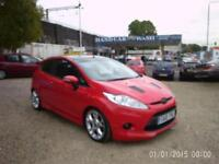 Ford Fiesta 1.6 (120ps) Zetec S Hatchback 3d 1596cc