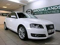 Audi A3 2.0 TDI SPORT START/STOP 140PS [4X SERVICES and ?30 ROAD TAX]