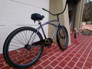 huffy beach bike
