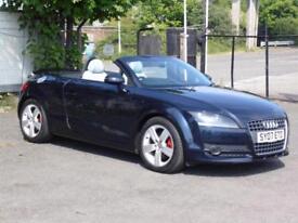 Audi TT Roadster 2.0, Roadster 2007, 35 000 Miles, FSH, 1 Years Mot