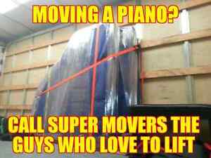 Piano Moving Specialists  Stratford Kitchener Area image 3