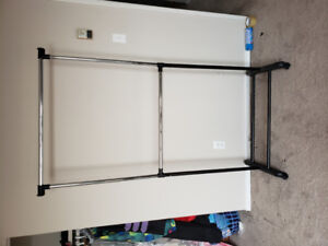 Clothing rack for sale $5
