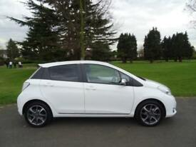TOYOTA YARIS 1.33 TREND M-DRIVE S 5DR 2014/14