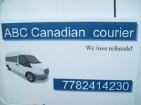 ABC Canadian Courier