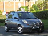 AUTOMATIC Nissan Micra 1.2 16v S 5 Door..8 SERVICE STAMPS + WARRANTY + SUNROOF