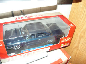 Like new 1:18 die cast 1963 Ford Galaxy 500 P/U only Smithville