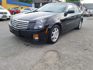 2005 CADILLAC CTS SAFETY AND E-TESTED