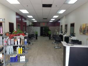 Busy Hair Salon For Sale