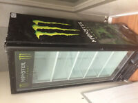 Monster energy cooler