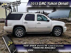 2013 GMC Yukon Denali   - $312.20 B/W
