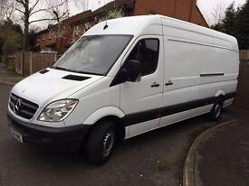 Courier Service, Door to Door, Small Haulage, Man and Van Service (Ark Transport Ltd)