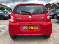 2011 60 Suzuki Alto 1.0 SZ4 Petrol 5 Speed Manual £20 Tax Low Insurance