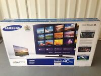 """46"""" Samsung Full HD Smart LED TV 46H6203 Series Class warranty and delivered"""