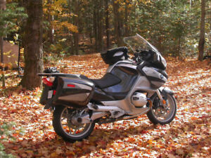2011 BMW R1200 RT - ultimate in sport touring