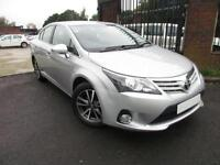 2015 64 TOYOTA AVENSIS 2.0 D-4D ICON BUSINESS EDITION 4D 124 BHP DIESEL