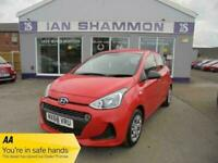 2018 Hyundai i10 S HATCHBACK Petrol Manual