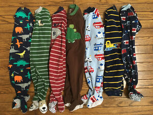 Boys 12m Pajamas/sleepers London Ontario image 3