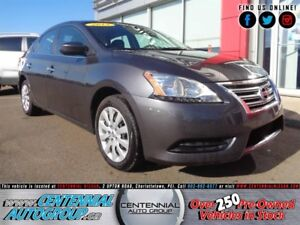 Nissan Sentra SV | FWD | Bluetooth | Satellite Radio 2013