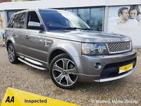 Land Rover Range Rover Sport 3.6 3.6 Tdv8 Autobiography Sport SUV