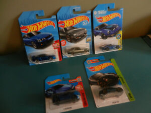 Hot Wheels Nissan Skyline,Accura Etc. Various Lot of 5 JDM