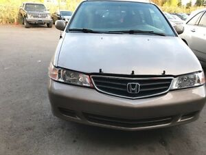 2003 Honda Odyssey for sale