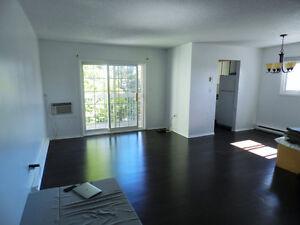 2 Bedroom Condo 2 levels and clean quiet building