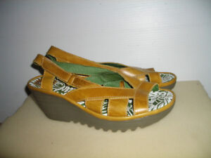 ----------- Fly London --- sandals ---- for size 9 US lady