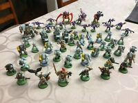 Warhammer 40k lot, Space Marines and Tyranids