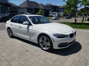 Location bmw 320i xdrive  2017 groupe sport 2 556,97$ tx incuses