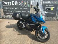 CFMoto 650MT 650cc Adventure Tourer Motorcycle CF Moto Versys - Free Luggage