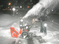 HIGHLY EXPERIENCED SNOW REMOVAL!!