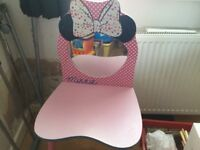 .Minnie Mouse table