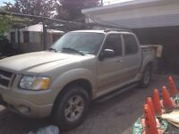2005 Sport Trac blown engine
