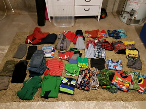 5 +5t boys clothing lot