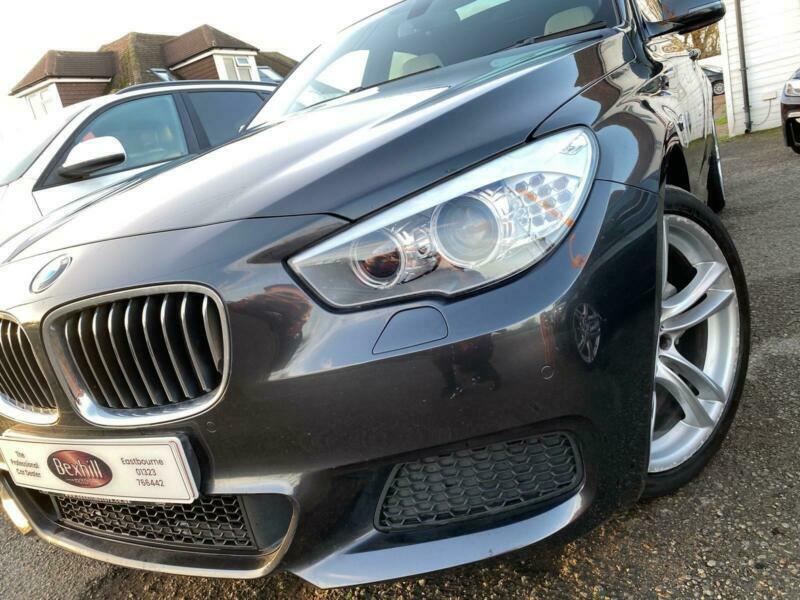 2014 BMW 5 Series 520d M Sport 5dr Step Auto Hatchback Diesel Automatic