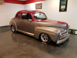 1948 Ford Custom Streetrod Coupe