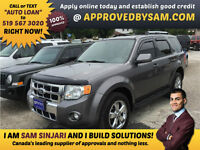 "Limited Escape - BAD CREDIT - TEXT ""AUTO LOAN"" TO 519 567 3020"
