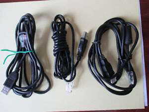 6.5ft USB to 940-0127B FCI SIMPLE SMART CABLE RJ50-45
