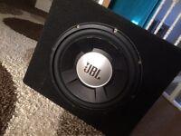 "Jbl 1200w 12"" car subwoofer sub stereo"