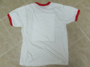 Wanted: Used, Faded, Men's- / adult-sized PLAIN T-shirts
