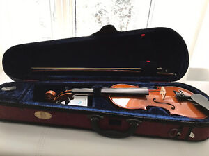 Stentor Student II Series Violin outfit 1/2